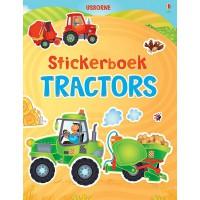 Meer informatie over Stickerboek Tractors
